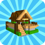Construction Block Craft - Houses & Cars icon