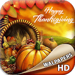 Happy Thanksgiving Wallpaper HD Wallpaper Images icon
