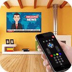 Universal Remote Control for TV icon