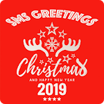 Merry Christmas SMS Greeting Cards 2018 icon