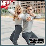 Matt and Rebecca Wallpaper HD icon