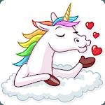 🦄 WAStickerApps - Kawaii Unicorns icon