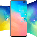S10 Wallpaper & Wallpapers For Galaxy S10 Plus icon