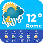 Weather Channel Live 2019 Weather Channel App icon