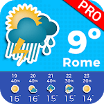 Weather Channel App 2019 Weather Channel Pro icon