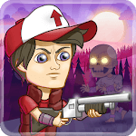 Gun Zombie Jump for pc logo