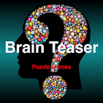 Brain Teaser Puzzles - Free Logic & Brain Games icon