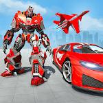 Real Air Jet Robot Transform icon