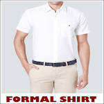 Formal Shirt for Men Fashion Idea for pc logo