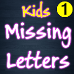 Missing Letters for Kids for pc logo