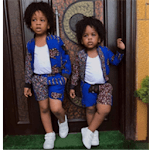 AFRICAN KIDS FASHION icon