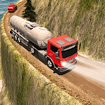 Oil Tanker Transport Sim 2018 : Oil Truck Delivery icon