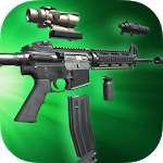 Custom Gun Simulator 3D icon