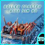 Roller Coaster Ride Sim HD icon