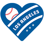 Los Angeles Baseball Rewards icon