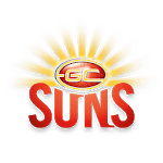 Gold Coast SUNS Official App for pc logo