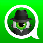 Agent Spy -No blue ticks, No last seen, Ghost Mode icon