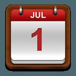 Canada Calendar 2019 icon