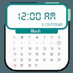 Memories : event countdown free app icon