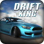 Extreme drift car game icon