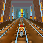 Surf Run Train Fun 3d icon