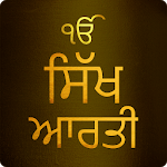 Sikh Aarti With Audio icon