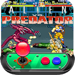 The Alien Fight Predator beat' em up icon