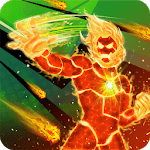 Aliens Transform: Ultimate Alien War Battle icon
