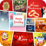 All Greetings Card Maker icon