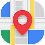 Maps GPS Navigation - Location Driving All-in-one icon