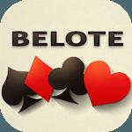 Belote HD - Offline Belote Game icon