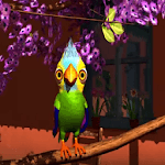 Music Parrot Pepe for children icon