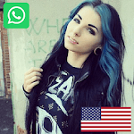 American Girls Mobile Numbers icon