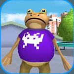 Crimina Frog Game Amazing Adventure : CITY TOWN icon