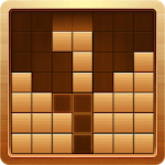 Classic Wood Block Puzzle for pc logo