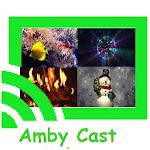 Amby Cast - Chromecast icon