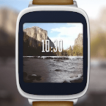Yosemite motion watch face icon