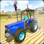 Farm Tractor Machine Simulator icon