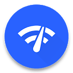 Internet Speed Monitor for pc logo