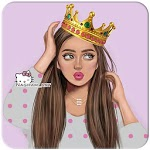 ♥ Girly Wallpapers 2019 ♥ for pc logo