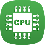 CPU-Z : Full system info & Hardware & Device Info for pc logo