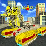 US Army Transformer Robot Battleground Game icon
