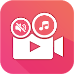 Video Sound Editor: Add Audio, Mute, Silent Video icon
