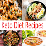 keto diet recipes -30 Days Plan icon