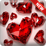 Valentines Day Heart Wallpaper icon
