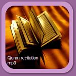 Beautiful recitation Quran MP3 icon