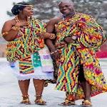 Couples Kente Fashion Styles & Designs icon