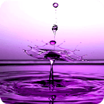 Purple Wallpaper icon