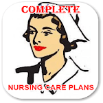 Complete Nursing Care Plans icon