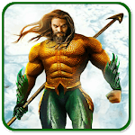 Aquaman Wallpaper HD icon